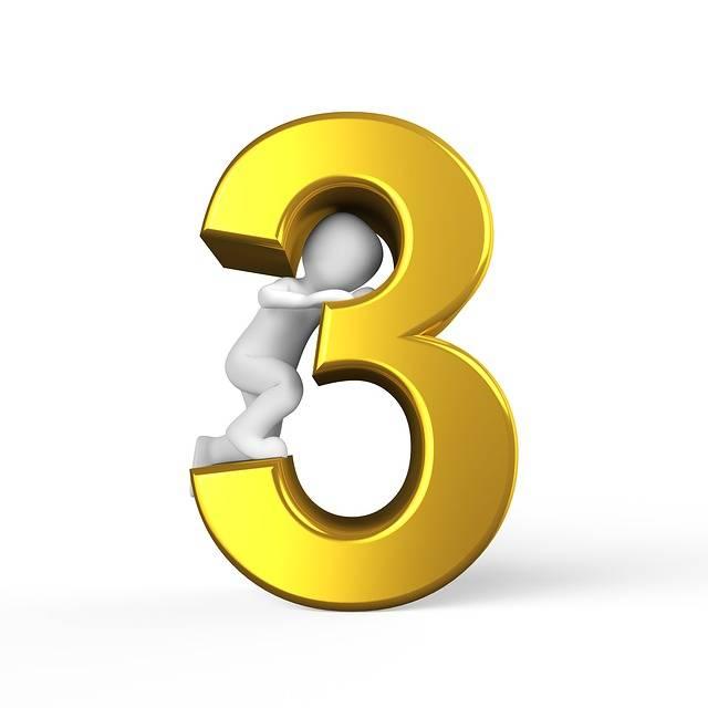 Number 123 Pay - Free image on Pixabay (479898)