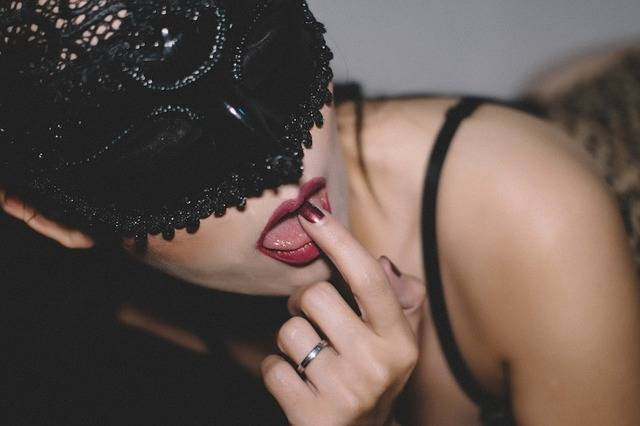 Lick Lips Girl - Free photo on Pixabay (479985)
