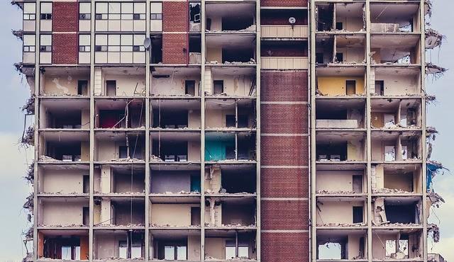 Building Disrepair Decayed - Free photo on Pixabay (479987)