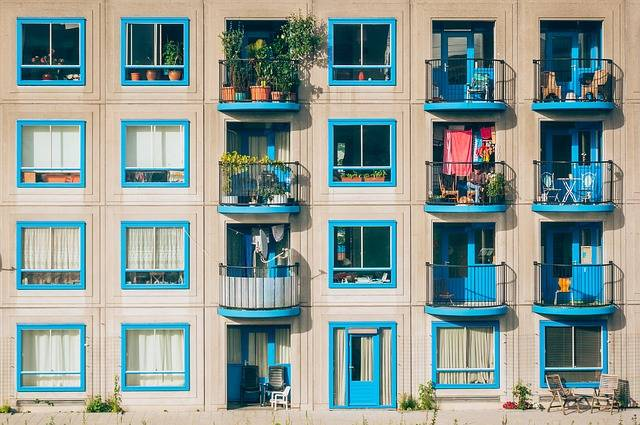 Apartments Architecture Balconies - Free photo on Pixabay (479996)