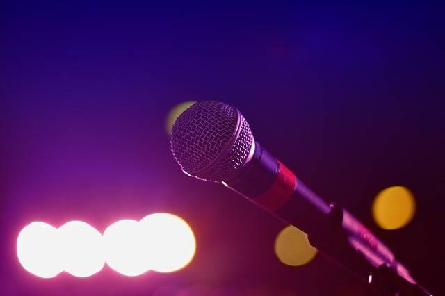 Audio Microphone Bokeh - Free photo on Pixabay (480739)