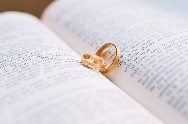 Couple Love Rings - Free photo on Pixabay (480785)
