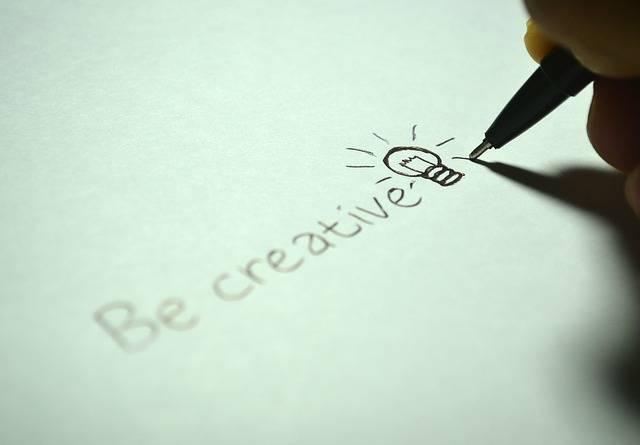 Creative Be Write - Free photo on Pixabay (480888)