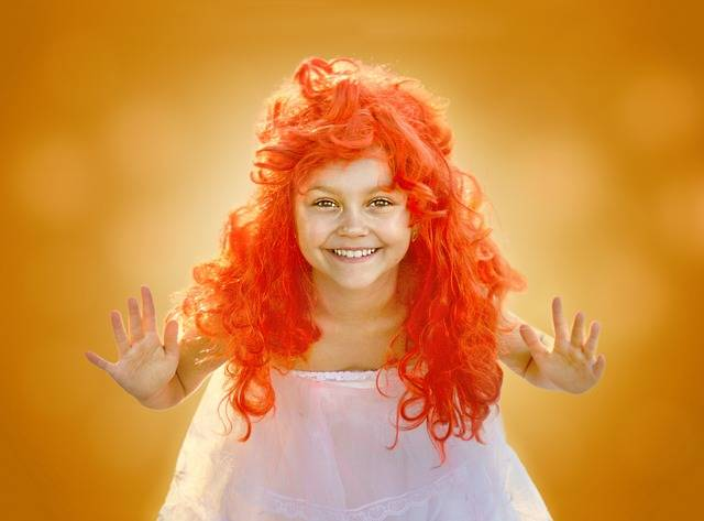 Girl Happy Autumn - Free photo on Pixabay (481250)