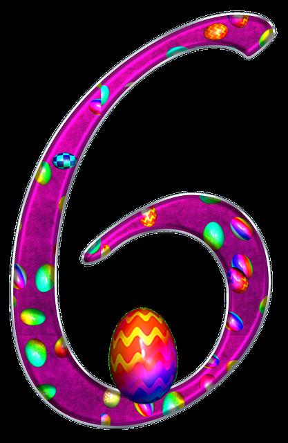 Number 6 Six - Free image on Pixabay (481285)