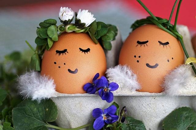 Easter Eggs Decoration - Free photo on Pixabay (481513)
