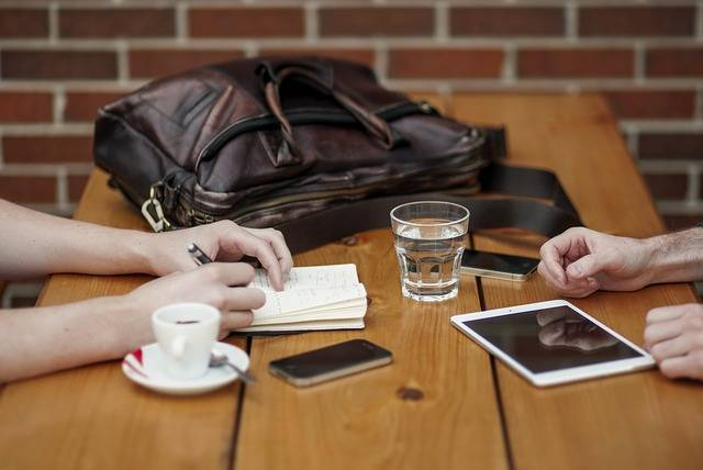 Office Meeting Business Partners - Free photo on Pixabay (481999)