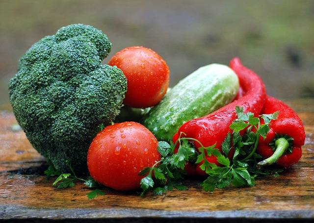 Vegetables Healthy Nutrition - Free photo on Pixabay (483685)