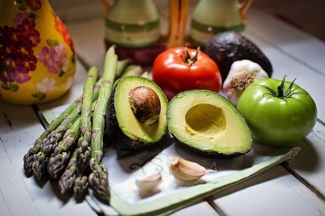 Vegetables Avocado Vegan - Free photo on Pixabay (483770)
