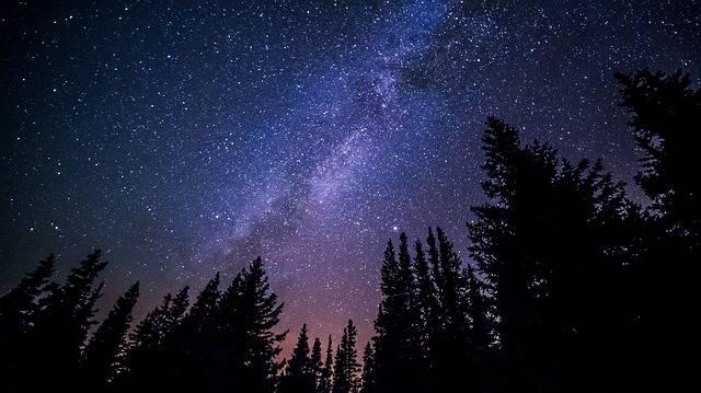 Milky Way Galaxy Night - Free photo on Pixabay (483830)