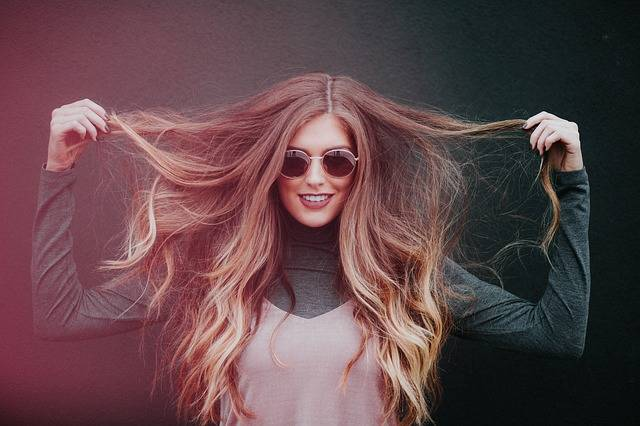 Woman Long Hair People - Free photo on Pixabay (484033)