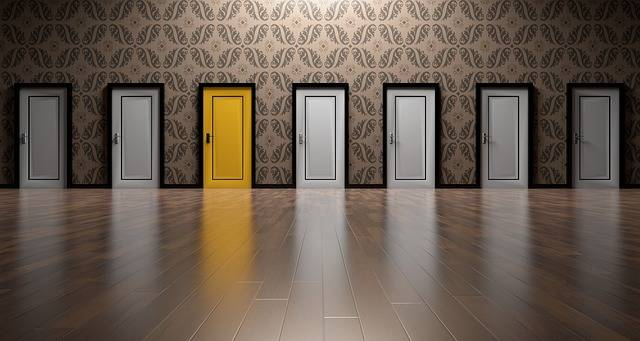 Doors Choices Choose - Free photo on Pixabay (485568)