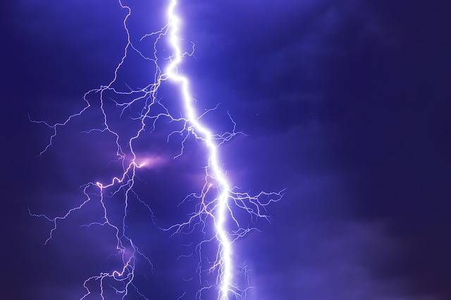 Flash Thunderstorm Super Cell - Free photo on Pixabay (485626)