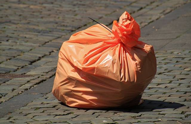 Garbage Bag Waste Non Recyclable - Free photo on Pixabay (486089)