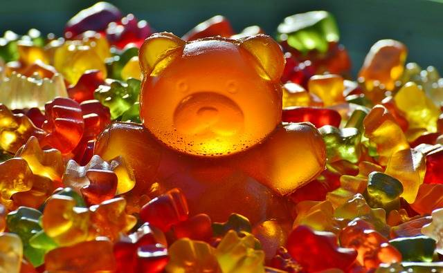Giant Rubber Bear Gummibär - Free photo on Pixabay (486518)