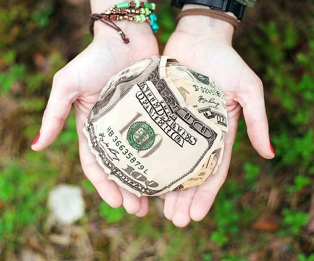 Money Donation Donate - Free photo on Pixabay (488252)