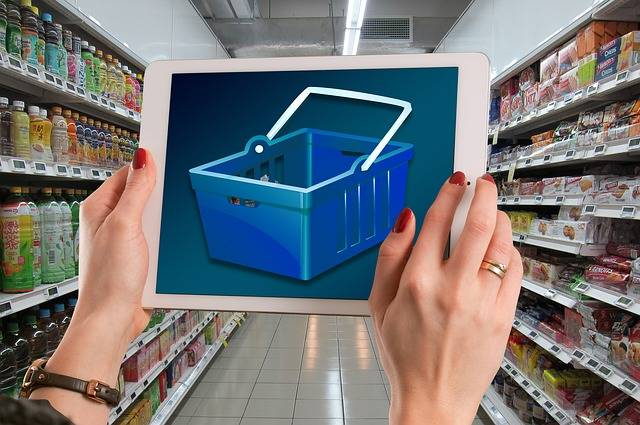 Shelf Stock Supermarket E - Free photo on Pixabay (488265)