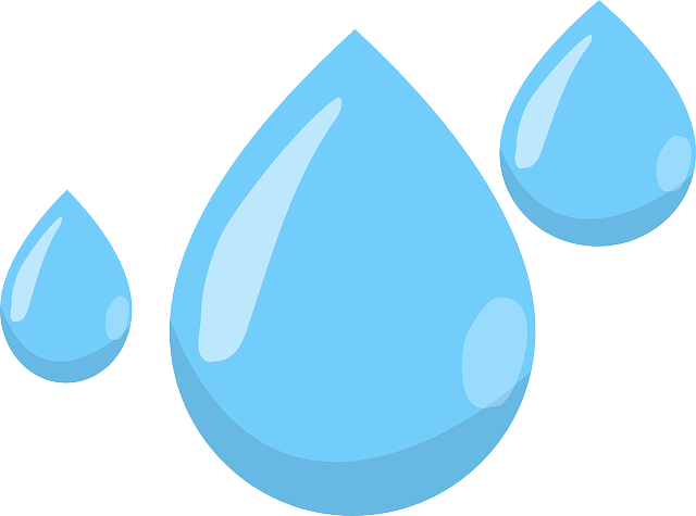 Raindrops Water Nature - Free vector graphic on Pixabay (490685)