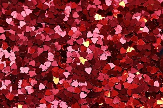 Background Texture Heart - Free photo on Pixabay (491945)