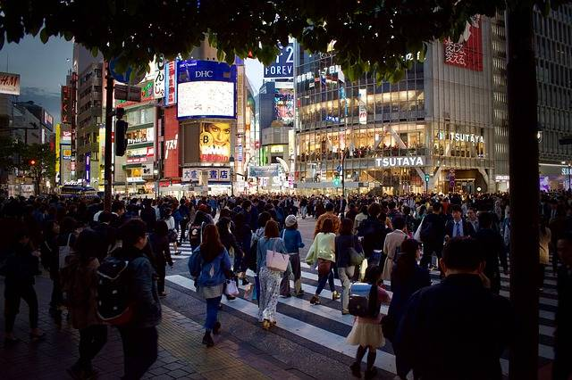 Japan Human Tokyo - Free photo on Pixabay (491984)