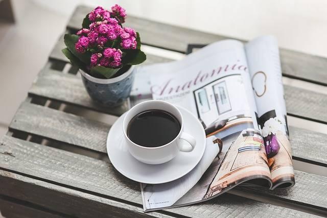 Coffee Magazine Newspaper - Free photo on Pixabay (493917)