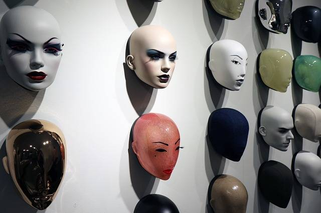 Hans Boodt Mannequin Faces - Free photo on Pixabay (498523)