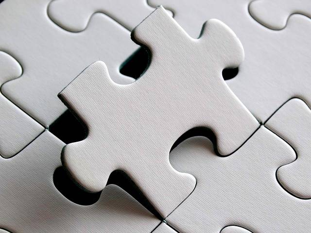 Puzzle Last Particles Piece - Free photo on Pixabay (498695)