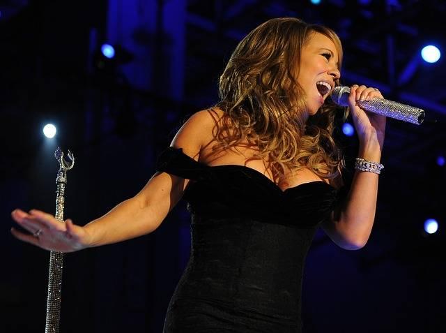 Woman Mariah Carey Singer - Free photo on Pixabay (498972)