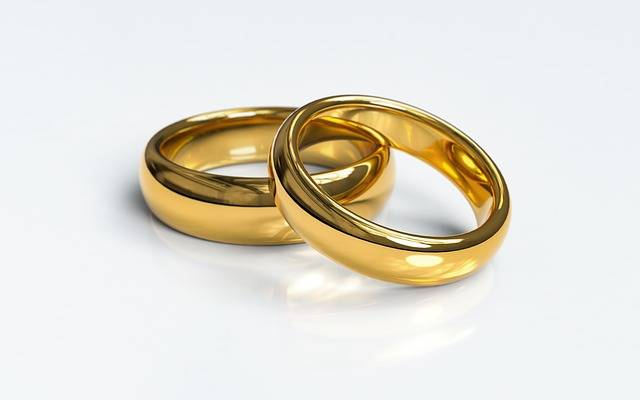 Wedding Rings Engagement - Free photo on Pixabay (499845)