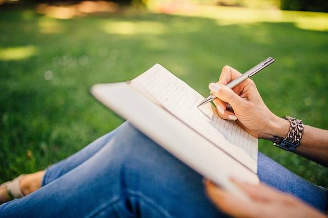 Writing Writer Notes - Free photo on Pixabay (500159)