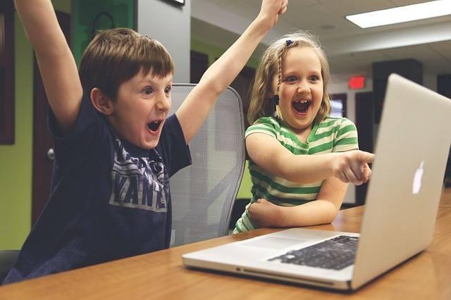 Children Win Success Video - Free photo on Pixabay (500447)