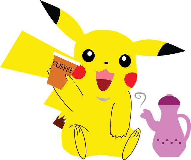 Pokemon Pikachu - Free image on Pixabay (500449)