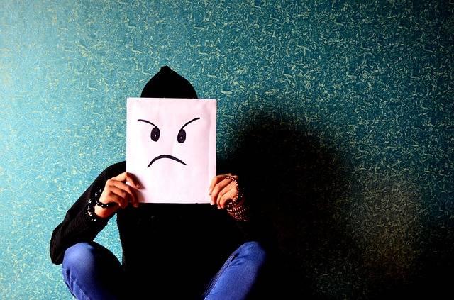 Man Angry Irritated - Free photo on Pixabay (501369)