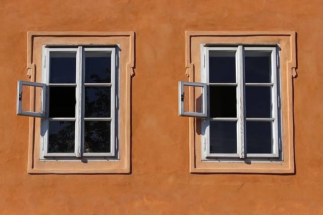 Window Prague Twins - Free photo on Pixabay (502980)