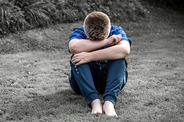 Boy Child Sad - Free photo on Pixabay (502982)