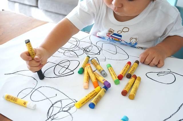 Oekaki Drawing Children - Free photo on Pixabay (502988)