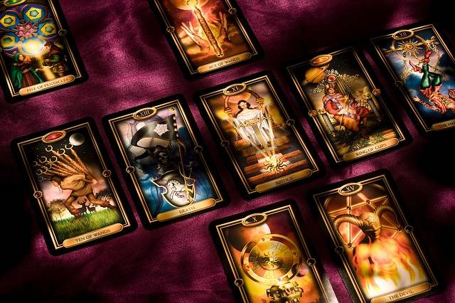 Tarot Cards Card - Free photo on Pixabay (503996)