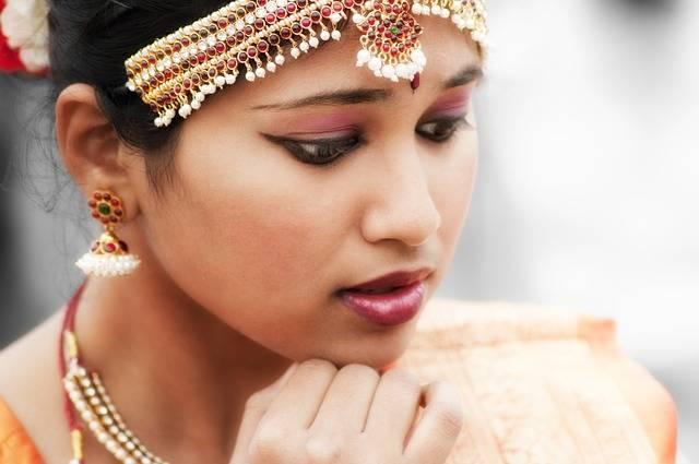 Indian Woman Dancer - Free photo on Pixabay (505556)