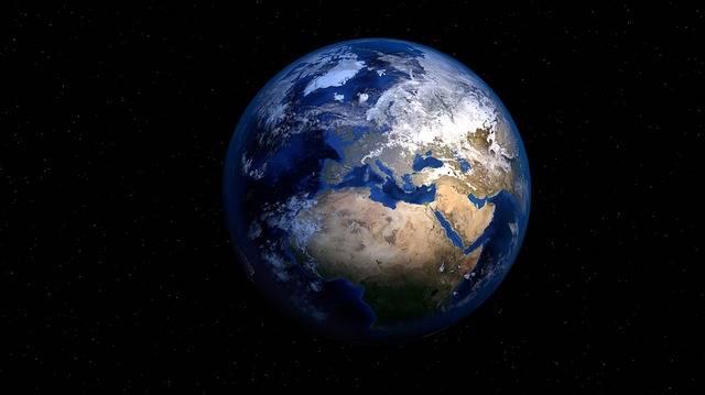 Earth Planet World - Free image on Pixabay (505559)