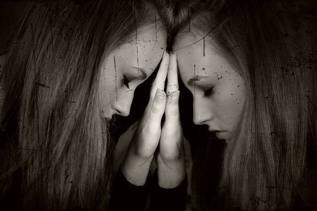 Girl Feelings Solitude - Free photo on Pixabay (506527)