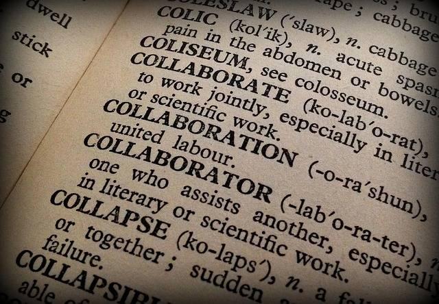 Collaboration Collaborator Book - Free photo on Pixabay (506838)