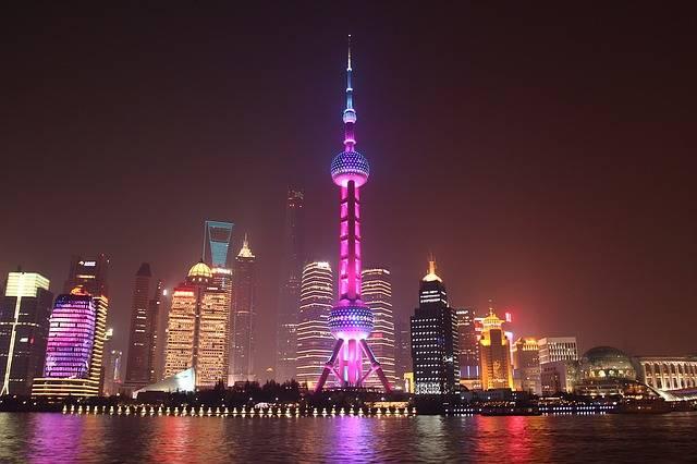 Shanghai Bund Night Pearl Of The - Free photo on Pixabay (508184)
