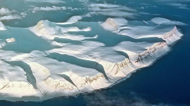 Iceland Aerial View Mountains - Free photo on Pixabay (508624)