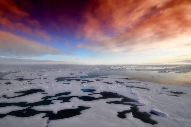 Arctic Sea Ocean - Free photo on Pixabay (508627)