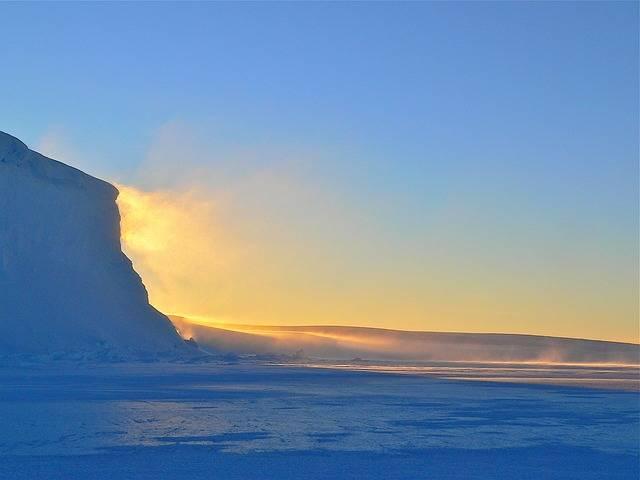 Icy Ice Antarctica - Free photo on Pixabay (508628)