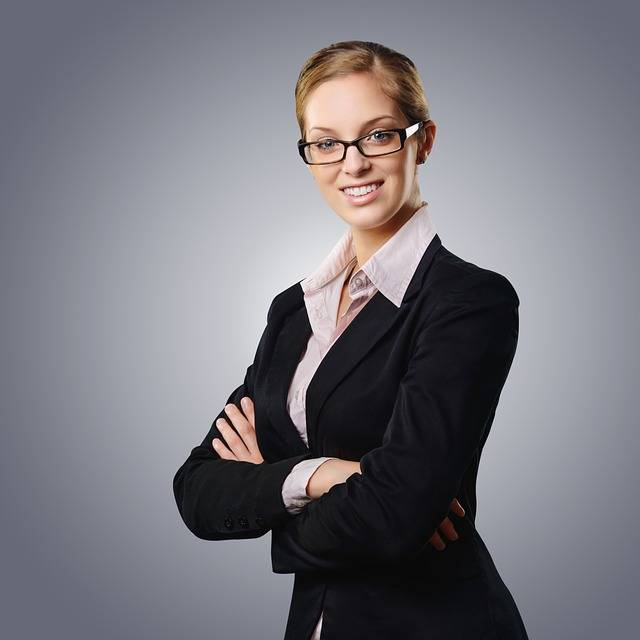Business Woman Professional Suit - Free photo on Pixabay (508785)