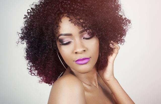 Hair Lipstick Girl - Free photo on Pixabay (509329)