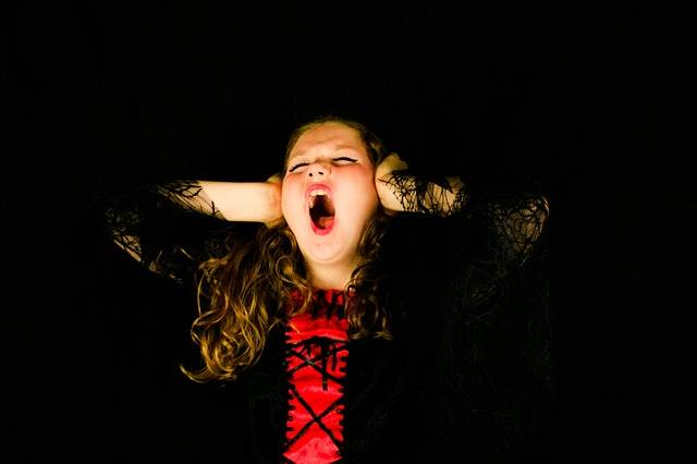 Scream Child Girl - Free photo on Pixabay (509365)