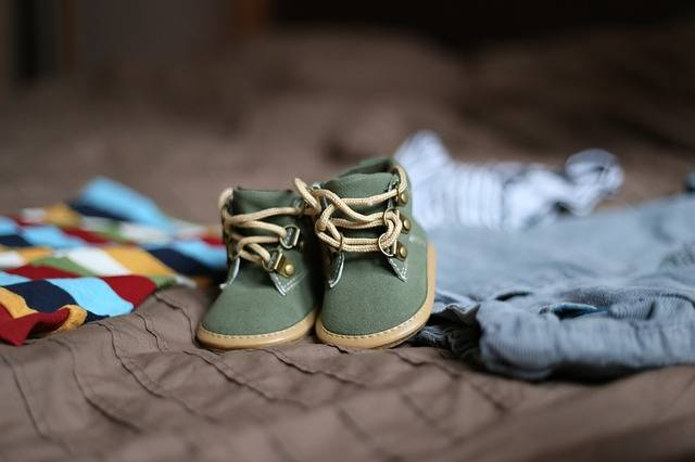 Shoes Pregnancy Child - Free photo on Pixabay (509503)
