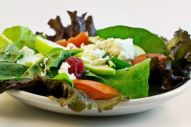 Salad Fresh Food - Free photo on Pixabay (509999)